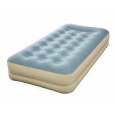 Надувная кровать со встроенным электронасосом bestway refined fortech 191х97х33см 69001 bw