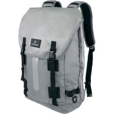 Рюкзак victorinox altmont 3.0, flapover laptop backpack, серый, 19 л 32389404