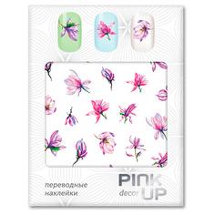 Наклейки для ногтей переводные PINK UP NAIL DESIGN тон 591