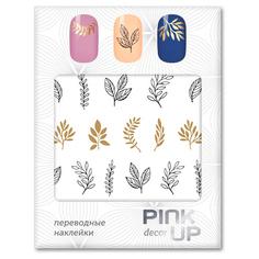 Наклейки для ногтей переводные PINK UP NAIL DESIGN тон 588