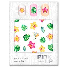 Наклейки для ногтей переводные PINK UP NAIL DESIGN тон 590