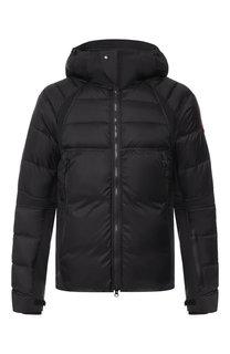 Пуховая куртка Hybridge Sutton на молнии с капюшоном Canada Goose