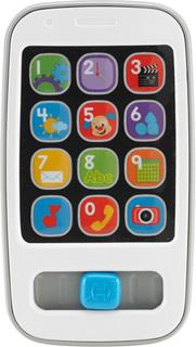 Развивающая игрушка Fisher Price Умный телефон: Смейся и учись, 1шт.