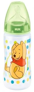 Пластиковая бутылочка с соской Nuk First Choice Plus Disney, 1шт.