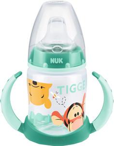 Бутылочка-поильник Nuk First Choice Disney с ручками, с силиконовой соской 6 мес+, 150 мл., 1шт.