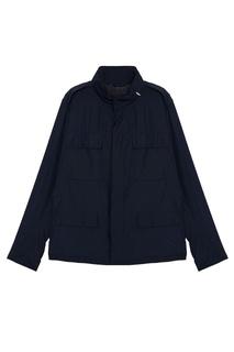 Куртка с плоскими карманами Boss