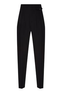 Широкие черные брюки Isabel Marant