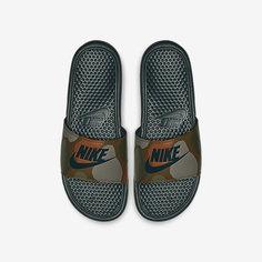Мужские шлепанцы Nike Benassi JDI Printed
