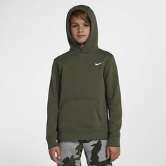 Худи для мальчиков (8–15) Nike YA76 Brushed Fleece Pullover