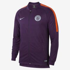 Мужская футбольная куртка Manchester City FC Dri-FIT Squad Nike