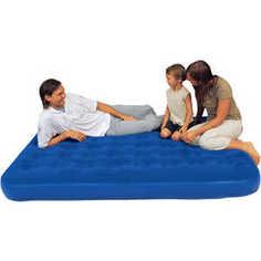Надувная кровать Bestway 67002 Flocked Air Bed Double