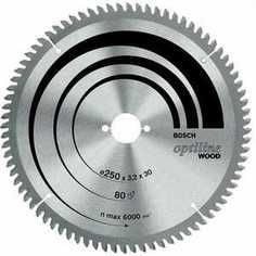 Диск пильный Bosch 305х30мм 60зубьев Optiline (2.608.640.441)