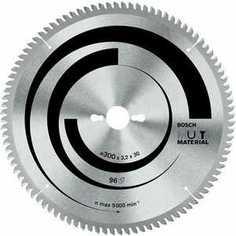 Диск пильный Bosch 254х30мм 60зубьев Multi Material (2.608.640.449)