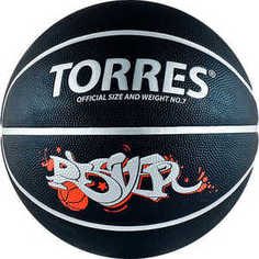 Мяч баскетбольный Torres Prayer (арт. B00057)