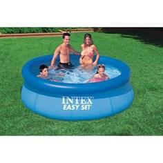 Надувной бассейн Intex Easy Set 2.44х0.76м (56970/28110/28110NP)