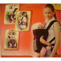 Рюкзак Baby Style кенгуру Мишка до 12 кг 1411934