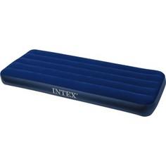 Матрас Intex комфорт синий 76х191х22см (68950)
