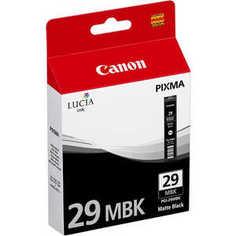 Картридж Canon PGI-29 MBK (4868B001)