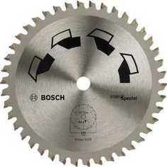 Диск пильный Bosch 65х15мм 12зубьев Precision Multi Material (2.609.256.C82)