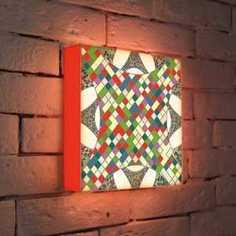 FotonioBox Лайтбокс Мозаика 25x25-058