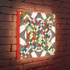 FotonioBox Лайтбокс Мозаика 45x45-058