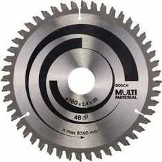 Диск пильный Bosch 180х30мм 48зубьев Multi Material (2.608.640.507)