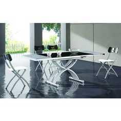 Обеденный стол ESF В2109-1 черный