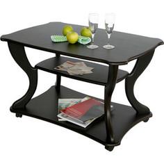 Стол журнальный Калифорния мебель Маэстро СЖ-02 венге