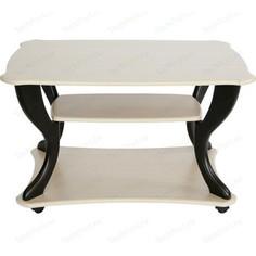 Стол журнальный Калифорния мебель Маэстро СЖ-02 дуб/венге
