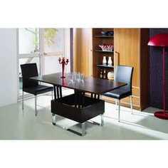 Обеденный стол ESF В2218 AG венге
