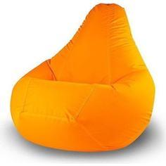 Кресло-мешок POOFF Груша оранжевый (оксфорд)
