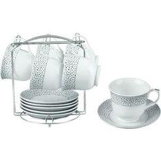 Чайный набор из 13 предметов Bekker (BK-6804)