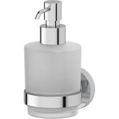 Емкость для жидкого мыла стеклянная Artwelle Harmonie хром (HAR 015)