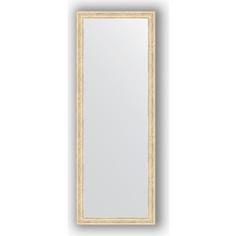 Зеркало в багетной раме поворотное Evoform Definite 53x143 см, слоновая кость 51 мм (BY 1070)