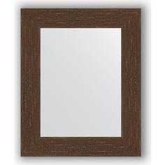 Зеркало в багетной раме Evoform Definite 43x53 см, мозаика античная медь 70 мм (BY 3017)