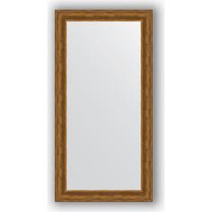Зеркало в багетной раме поворотное Evoform Definite 82x162 см, травленая бронза 99 мм (BY 3349)