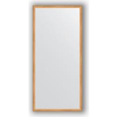 Зеркало в багетной раме поворотное Evoform Definite 70x150 см, клен 37 мм (BY 0766)