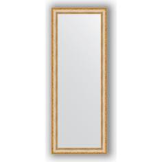 Зеркало в багетной раме поворотное Evoform Definite 55x145 см, версаль кракелюр 64 мм (BY 3109)