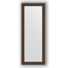 Зеркало в багетной раме поворотное Evoform Definite 56x146 см, мозаика античная медь 70 мм (BY 3113)