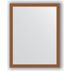 Зеркало в багетной раме поворотное Evoform Definite 71x91 см, мозаика медь 46 мм (BY 3259)
