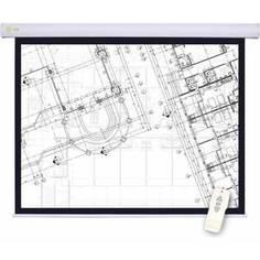 Экран для проектора Cactus CS-PSM-180x180 1:1 настенно-потолочный (моторизованный привод)