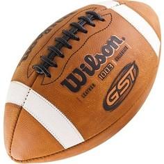 Мяч для американского футбола Wilson GST Official WTF1003