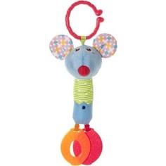 Игрушка мягкая Chicco для коляски Мышонок (07654)