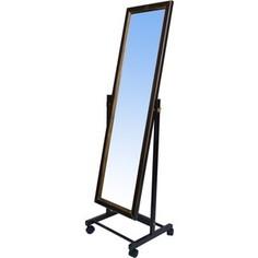 Зеркало напольное Мебелик В 27Н венге