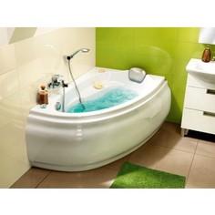 Акриловая ванна Cersanit Joanna 150x95 см, правая, белая (P-WA-JOANNA*150-P)