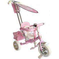 Велосипед трехколёсный Lexus Trike Next Barbie (MS-0573) розовый