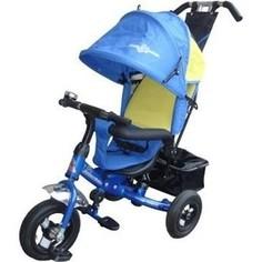 Трехколесный велосипед Lexus Trike Next Pro Air (MS-0526) синий