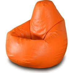 Кресло-мешок Груша Пазитифчик Бмэ1 оранжевый