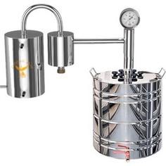 Дистиллятор проточный Добрый Жар Домашний 40 литров