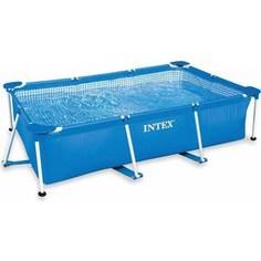 Каркасный бассейн Intex 28271/28271NP Rectangular Frame 260х160х65см